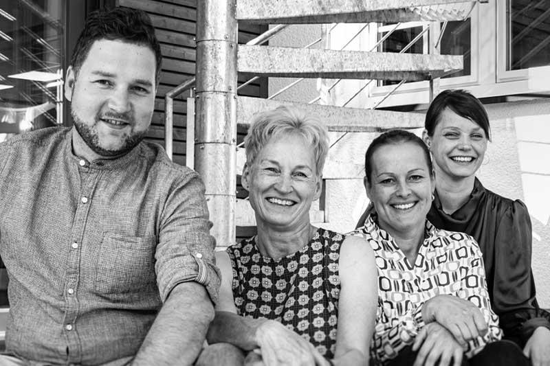 Marian Leinigen, Gabriele Richter, Yvonne Brenn, Steffi Leinigen